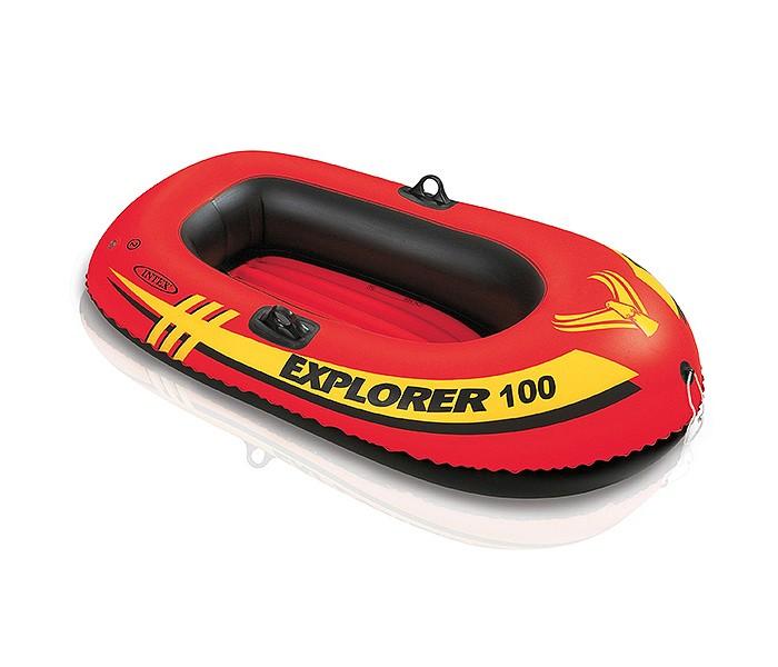 Intex Лодка Исследователь 100