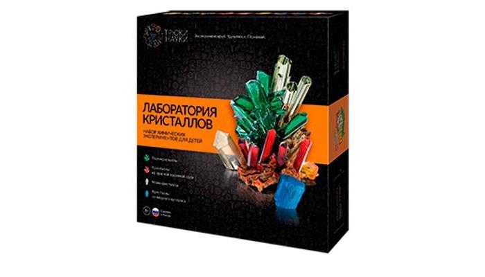Наборы для выращивания Трюки Науки Набор Лаборатория кристаллов