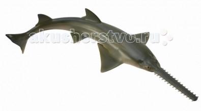 Игровые фигурки Gulliver Collecta Фигурка Рыба-пила M олег ольхов рыба морепродукты на вашем столе