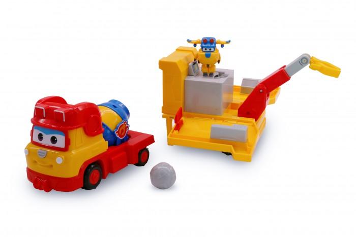 Картинка для Super Wings Машина Рэми с мини-трансформером Донни
