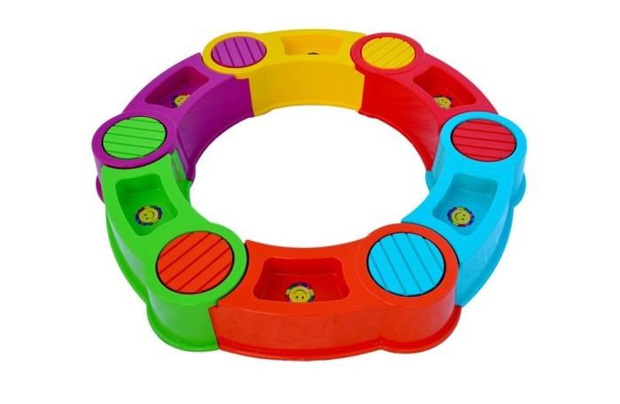 Песочницы R-Toys Песочница сборная Радуга радуга браслет t 26139 brasl r 20 см 5 66 г