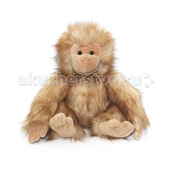 Мягкие игрушки Gulliver Обезьянка Анфиска 27 см, Мягкие игрушки - артикул:67853