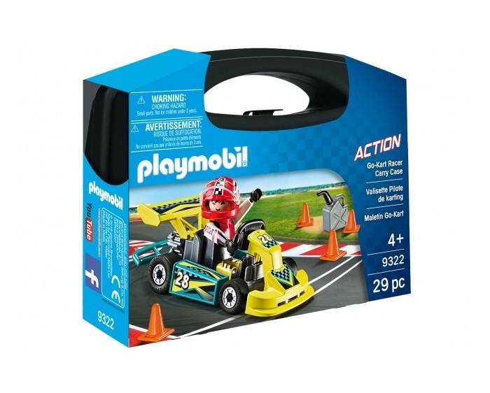 Купить Конструкторы, Конструктор Playmobil Возьми с собой Картинг
