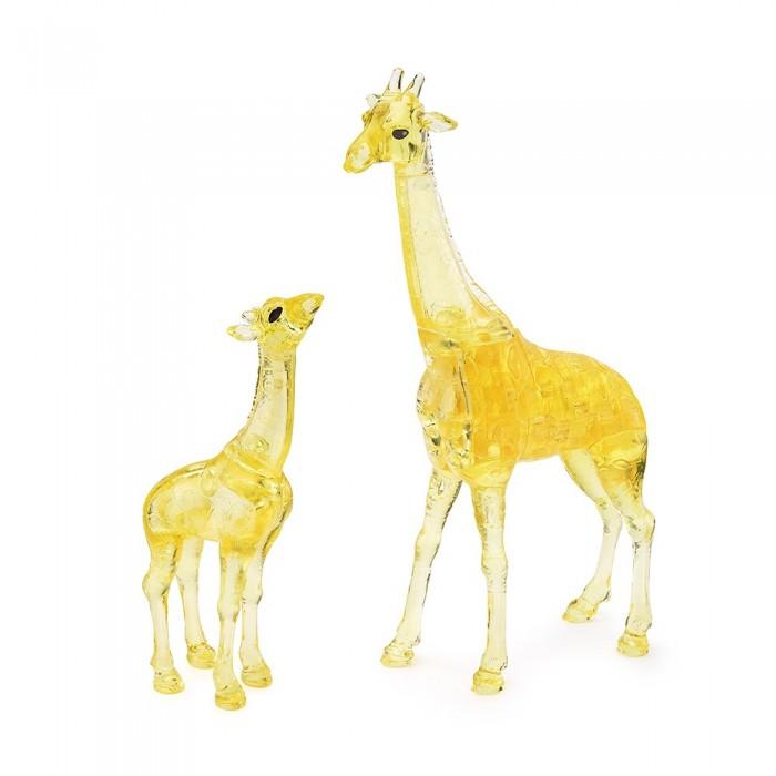 Crystal Puzzle Головоломка Два жирафа.