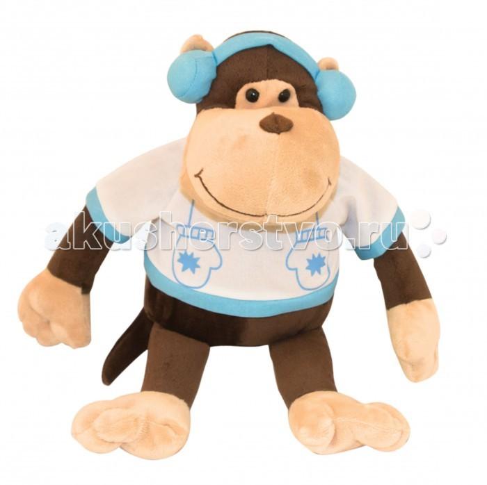 Мягкие игрушки Gulliver Обезьянка Фрай 21 см мягкие игрушки gulliver обезьянка фрай 21см