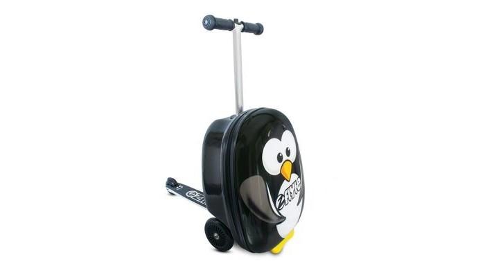 Купить Трехколесные самокаты, Трехколесный самокат Zinc Самокат-чемодан Пингвин