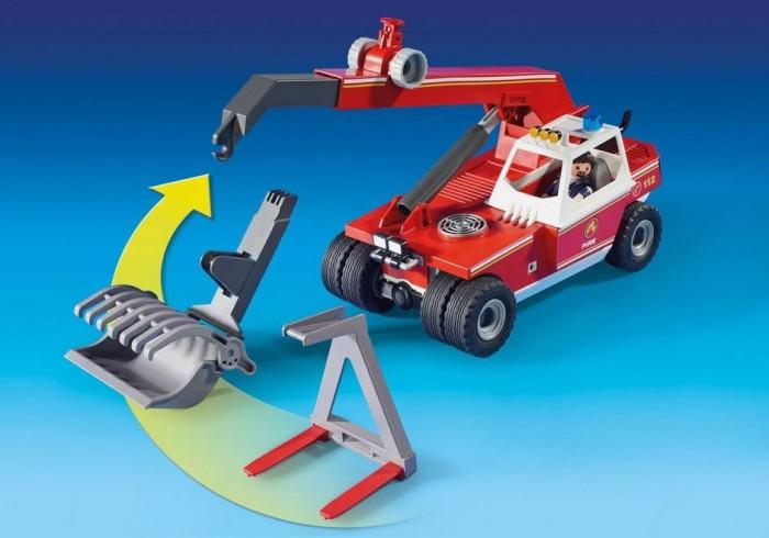 Конструктор Playmobil Пожарный Кран