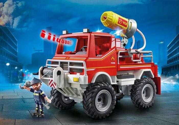 Купить Конструкторы, Конструктор Playmobil Пожарная машина