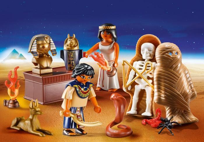 Купить Конструкторы, Конструктор Playmobil Возьми с собой Египет