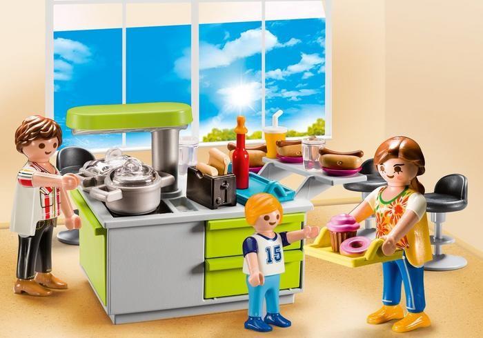 Купить Конструкторы, Конструктор Playmobil Возьми с собой Кухня