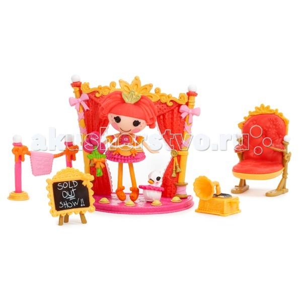 Куклы и одежда для кукол Lalaloopsy Мини Интерьер Балетная школа 536574