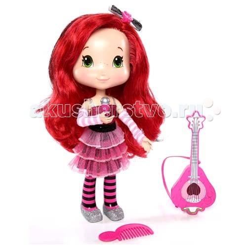 где купить  Куклы и одежда для кукол Strawberry Shortcake Кукла Земляничка 28 см с аксессуарами  по лучшей цене