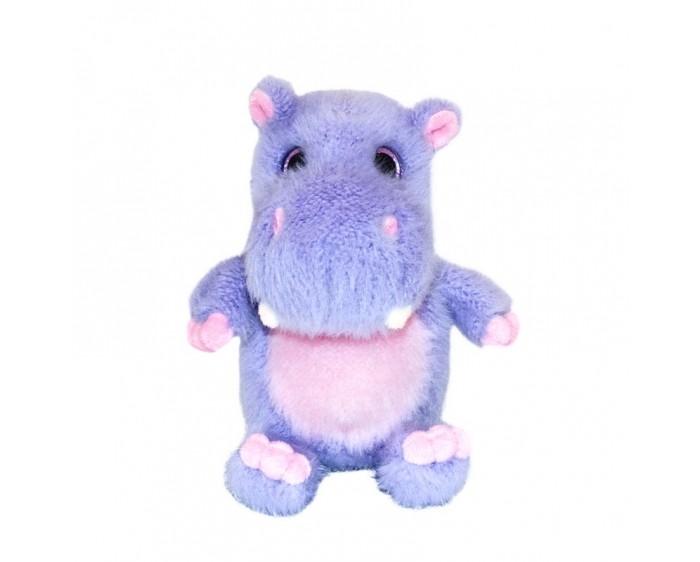Мягкие игрушки Gulliver Бегемотик Нини 15 см мягкая игрушка gulliver бегемотик сэм 13 см