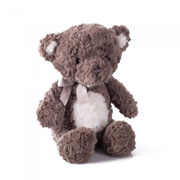 Мягкая игрушка Gulliver Мишка Бублик темный 23 см