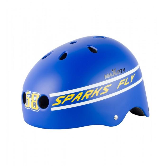 Купить MaxCity Шлем Roller Strike в интернет магазине. Цены, фото, описания, характеристики, отзывы, обзоры