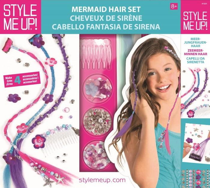 Наборы для создания украшений Style Me Up Набор Волосы русалки