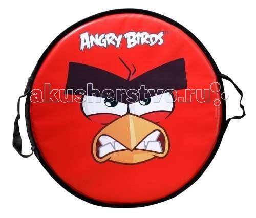 Ледянки 1 Toy Angry birds 52 см круглая ледянки 1 toy для двоих angry birds 122 см
