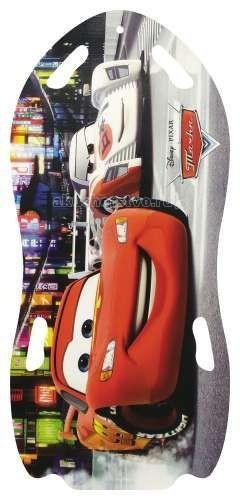 Зимние товары , Ледянки Disney Тачки для двоих 122 см арт: 67959 -  Ледянки