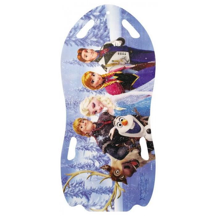 Ледянки Disney Холодное сердце для двоих 122 см заготовки под роспись disney набор для раскрашивания рюкзака холодное сердце