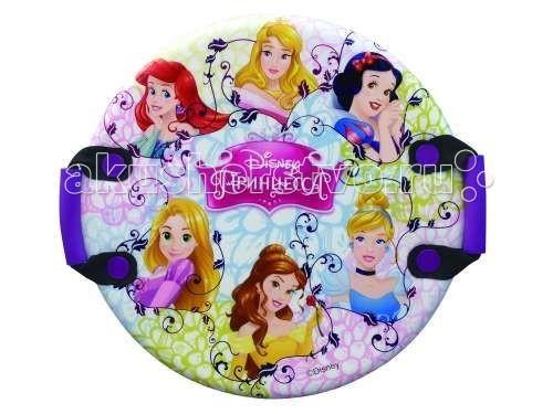 Зимние товары , Ледянки Disney Принцессы 54 см круглая арт: 67963 -  Ледянки