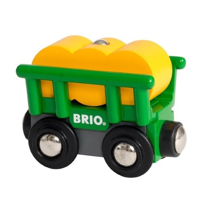 железные дороги Железные дороги Brio Вагончик с сеном