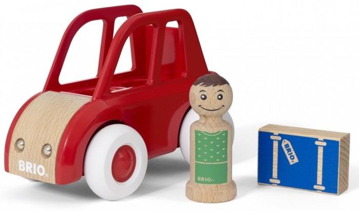 Деревянная игрушка Brio Набор Мой родной дом Загородный автомобиль