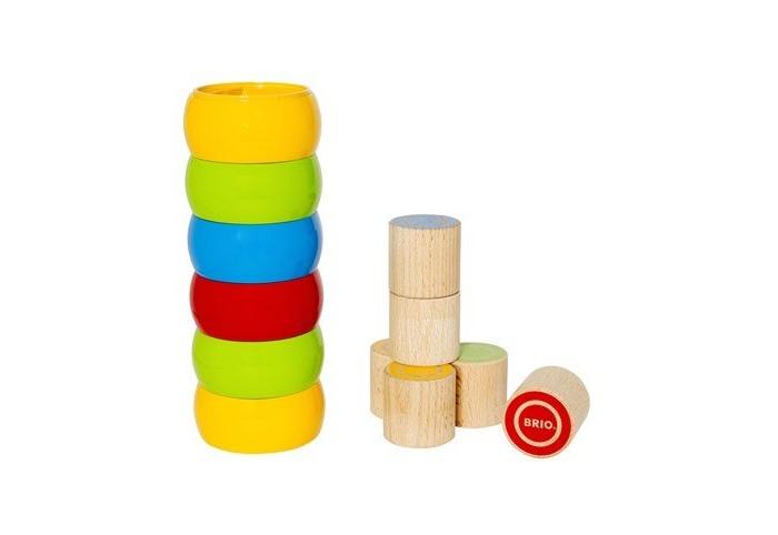 Деревянная игрушка Brio Сборная башенка
