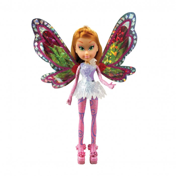 Куклы и одежда для кукол Феи Винкс (Winx Club) Мини-фигурка Тайникс Flora