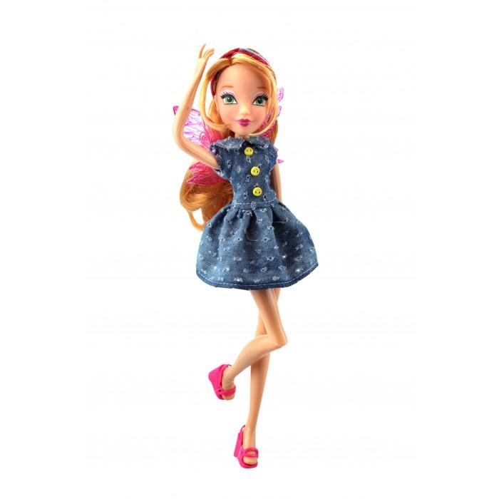 Куклы и одежда для кукол Феи Винкс (Winx Club) Кукла Стильная штучка Флора