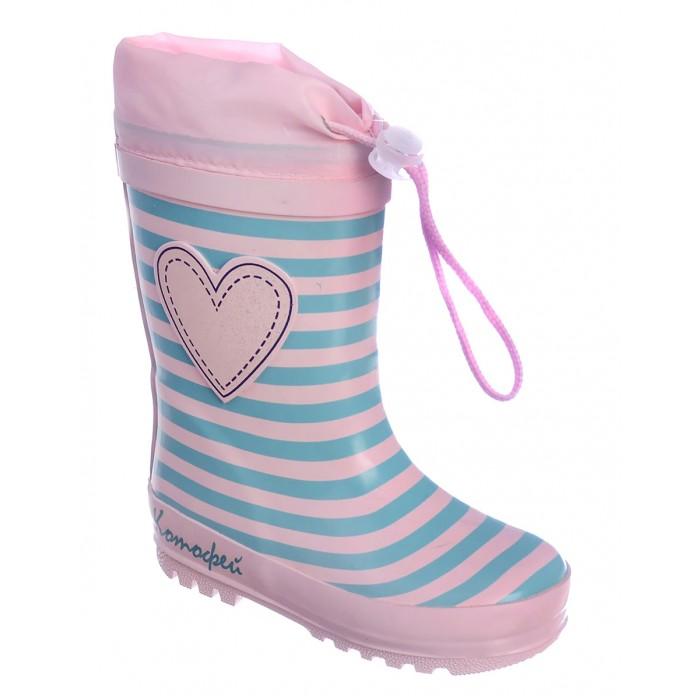 Купить Котофей Сапоги резиновые для девочки 366204 в интернет магазине. Цены, фото, описания, характеристики, отзывы, обзоры