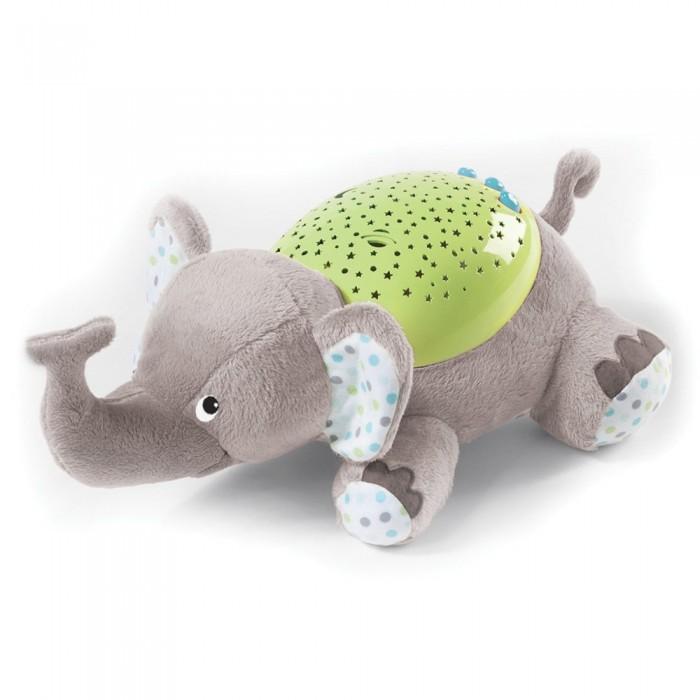 Summer Infant Светильник-проектор звездного неба Grey Elephant