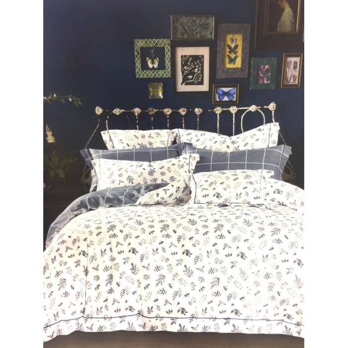 Постельное белье Your Dream 1.5-спальное Линней (4 предмета)Постельное белье 1.5-спальное<br>Постельное белье Your Dream 1.5-спальное Линней (4 предмета) изготовлено из 100% хлопка - сатина.  Особенности:  Сатин высокого качества Повышенная прочность и насыщенный цвет Пряжа Ne: основа 60/1, уток 40/1  Плотность нитей на квадратный дюйм: основа 144, уток – 96  Плотноть 135 гр/м2. В комплекте:  Пододеяльник: 150x215 см Простыня: 175x230 см 2 наволочки: 50x70 см.