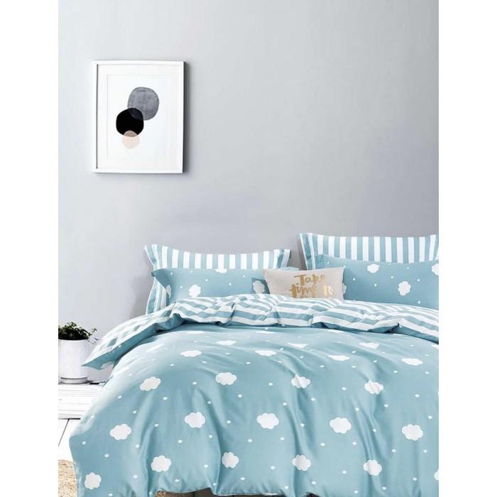 Постельное белье Your Dream 1.5-спальное Облачный (4 предмета)