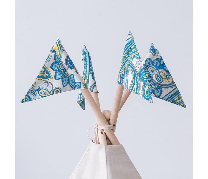 Палатки-домики Kett-Up Флажки Жар-Птица декоративные