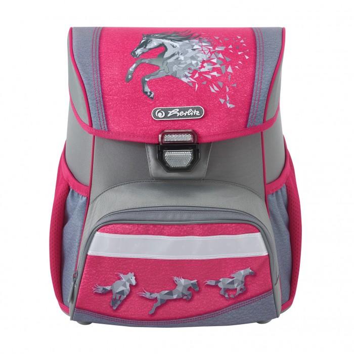Купить Школьные рюкзаки, Herlitz Ранец Loop Power Horse