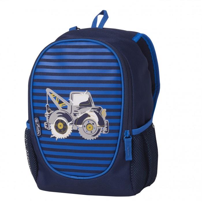 Фото - Школьные рюкзаки Herlitz Рюкзак дошкольный Rookie Truck herlitz рюкзак kids race car