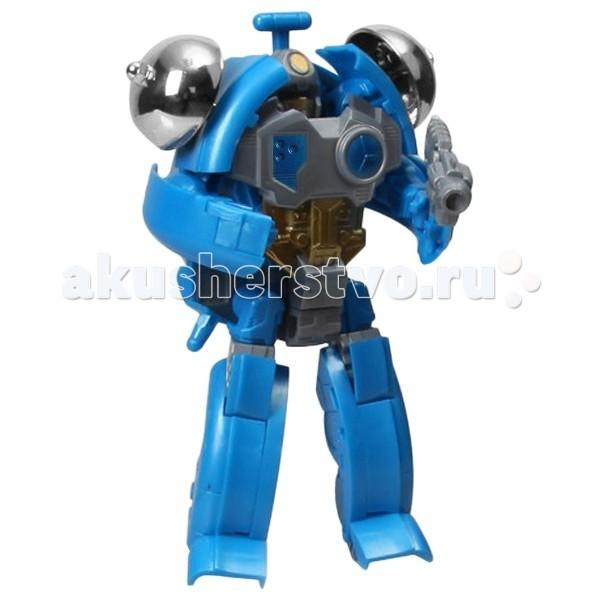 Конструкторы Play Smart Мега робот-трансформер Р41081