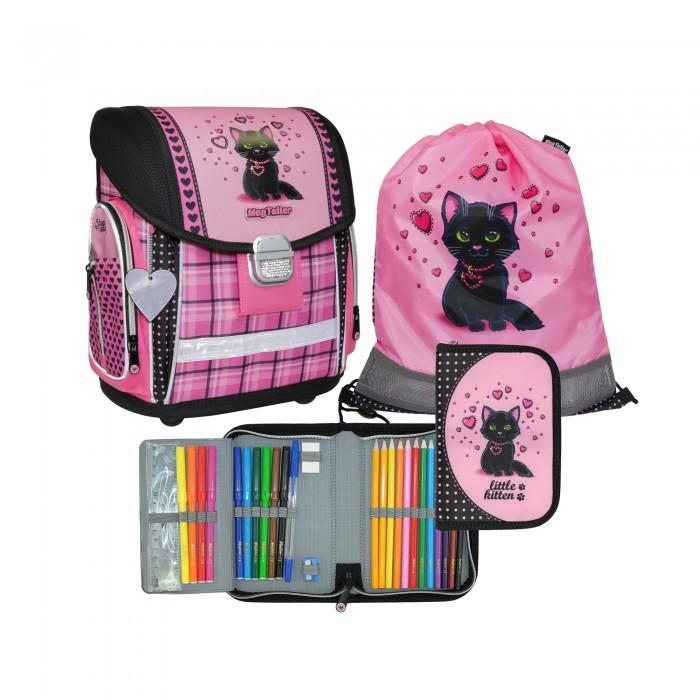 Купить Школьные рюкзаки, Magtaller Ранец школьный Evo Kitty с наполнением