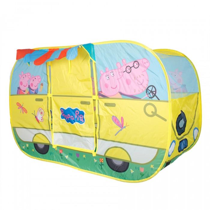 Купить Палатки-домики, Свинка Пеппа (Peppa Pig) Игровая палатка Кемпинг