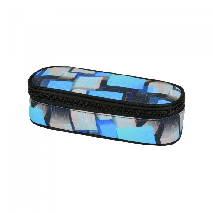 Пеналы Magtaller Пенал-косметичка Case Square blue magtaller пенал косметичка magtaller case