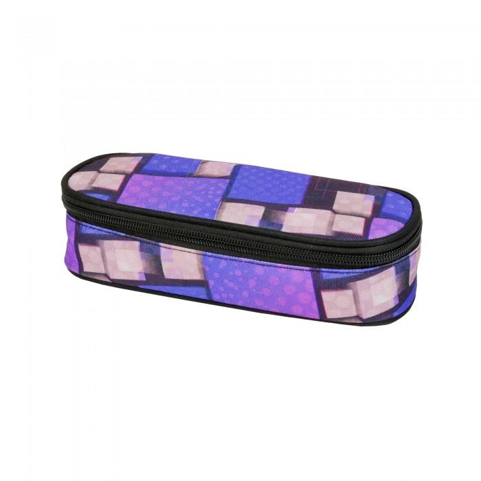 Пеналы Magtaller Пенал-косметичка Case Square violet magtaller пенал косметичка magtaller case