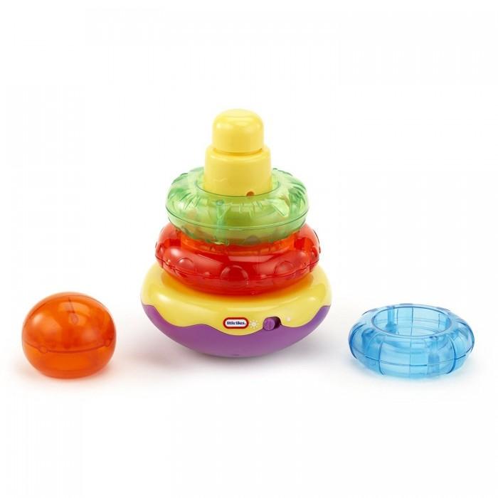 Купить Развивающие игрушки, Развивающая игрушка Little Tikes Пирамидка со звуковыми и световыми эффектами №1