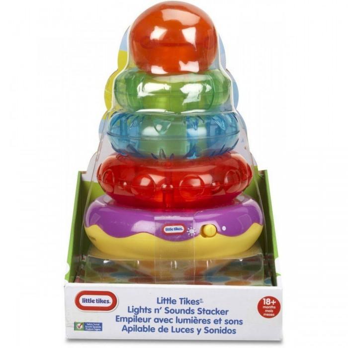 Купить Развивающие игрушки, Развивающая игрушка Little Tikes Пирамидка со звуковыми и световыми эффектами №2