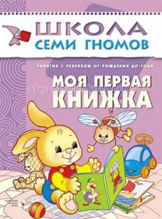 Раннее развитие Школа 7 гномов Первый год обучения. Моя первая книжка 0-1 год раннее развитие школа 7 гномов первый год обучения цветные картинки 0 1 год