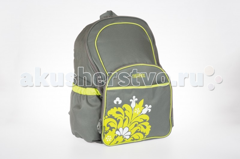 Thermos Сумка-термос рюкзак для мамы Diaper Backpack - ValenciaСумка-термос рюкзак для мамы Diaper Backpack - ValenciaThermos Сумка-термос рюкзак для мамы Diaper Backpack - Valencia с изотермическим карманом и несколькими отделениями.  Размеры: 36х20х41 см<br>