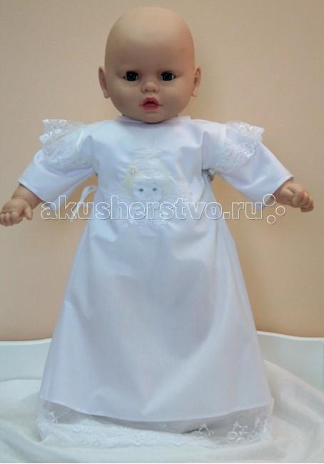 Крестильная одежда Балу Крестильное платье балу малыш салатовый зеленый 8 предметовр ш24 бязь весна осень