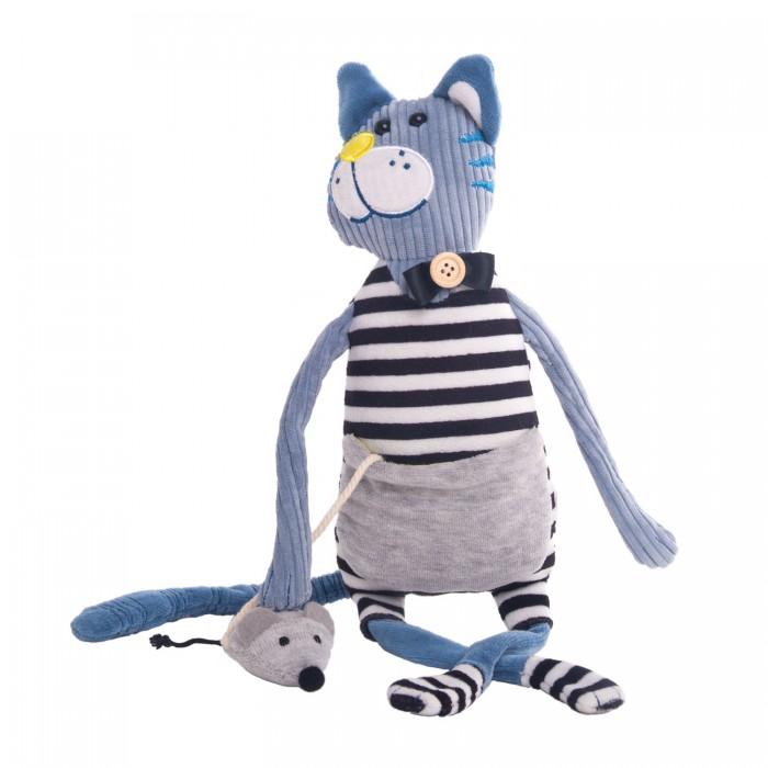 Мягкая игрушка Gulliver Кот Уильям 21 см