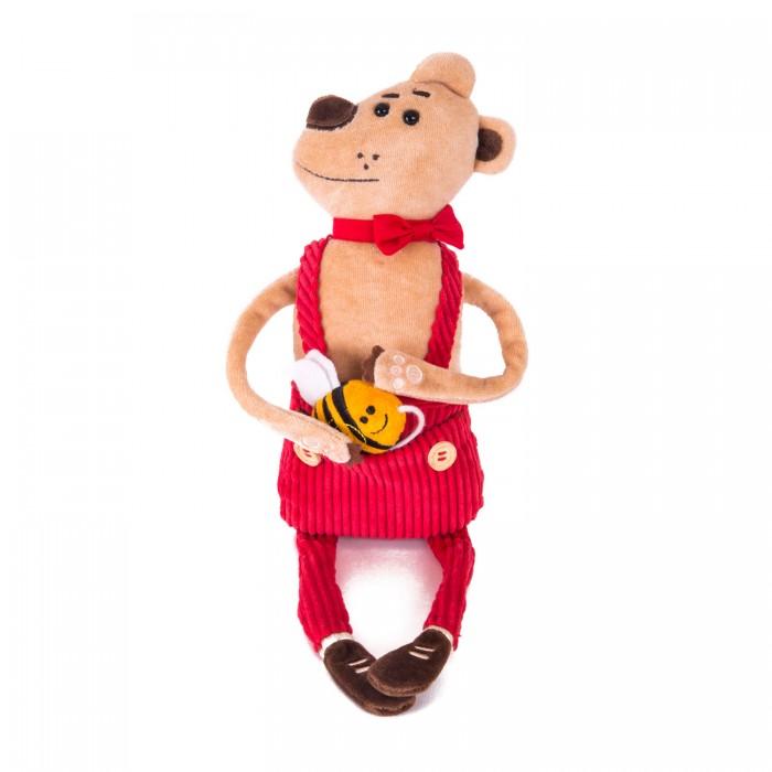 Мягкая игрушка Gulliver Медведь Чарльз 21 см