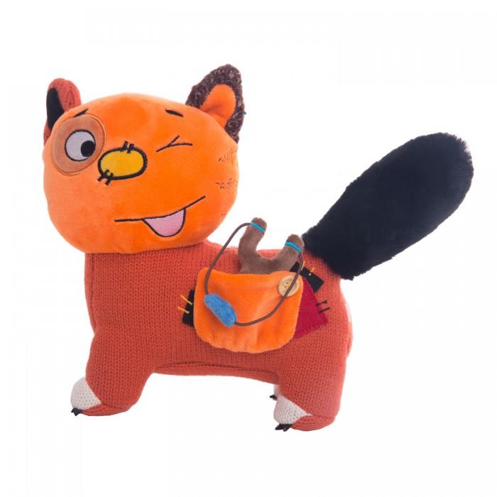Картинка для Мягкая игрушка Gulliver Кот хулиган 23 см