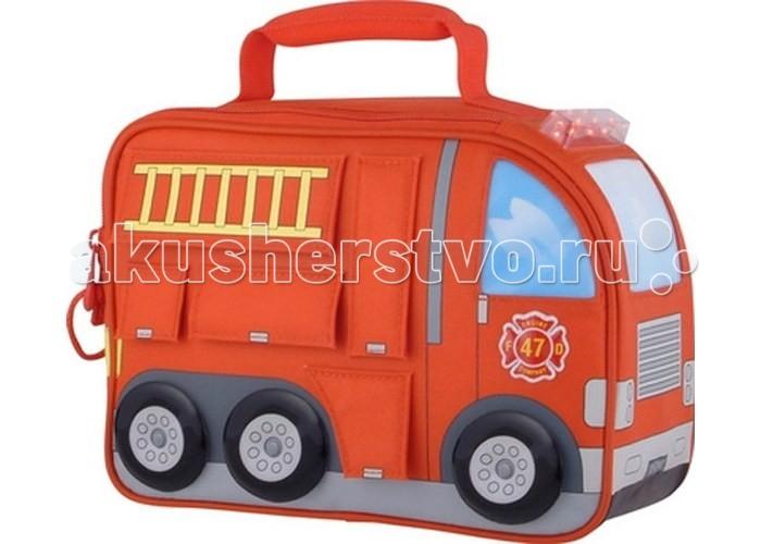 Thermos Детская сумка-термос Firetruck Novelty kit